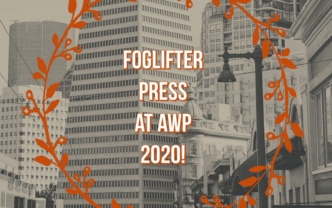 FOGLIFTER *IS STILL* AT AWP 2020 IN SAN ANTONIO!