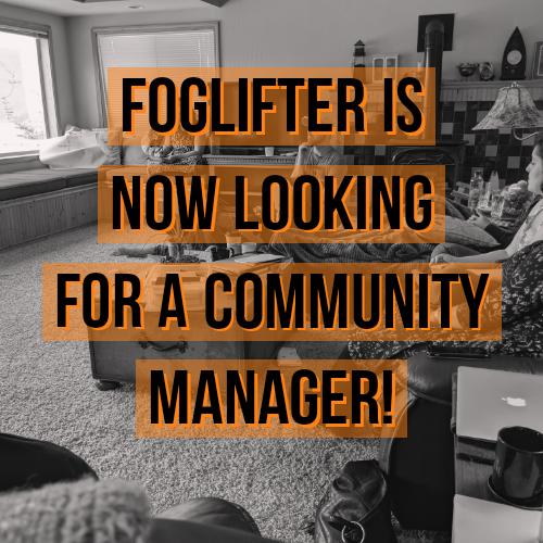 Join us at Foglifter Press!